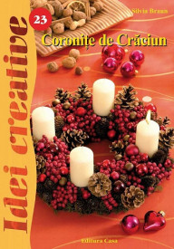 Idei creative. Coronite de Craciun