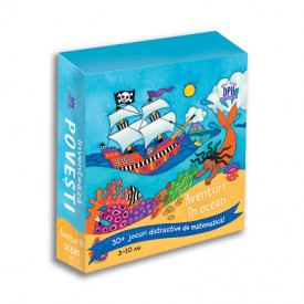 Inventeaza povesti - Aventuri in ocean
