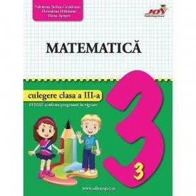 Matematica. Culegere. Clasa a III-a