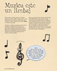Muzica pentru copii - interior 1