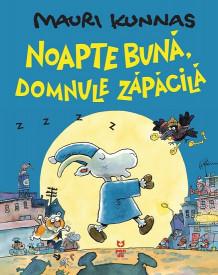 Noapte buna, domnule Zapacila