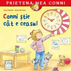 Prietena mea Conni. Vol. 27 - Conni stie cat e ceasul