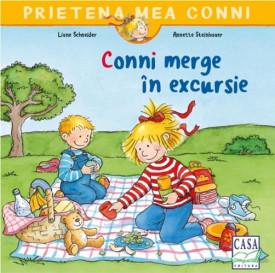 Prietena mea Conni. Vol. 33 - Conni merge in excursie