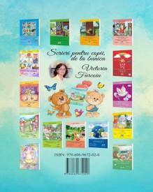 Scrieri pentru copii, de la bunica - vol. 16. Povesti cu secrete - coperta 4