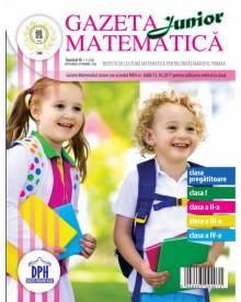 Ultimul exemplar! Gazeta Matematica Junior nr. 96 - septembrie-octombrie 2020