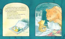 NU ti-e somn, ursuletule?  - o poveste despre teama copiilor de intuneric - interior