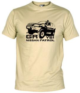 Nissan Patrol Y61....