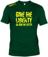 Give me Liberty...