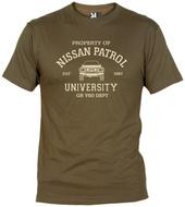 Nissan Patrol UNIVERSITY....