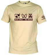 Mud Only - No Wash