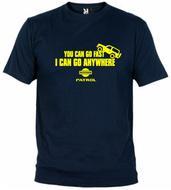 I can go anywhere