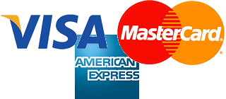 Visa,Master,American Expres