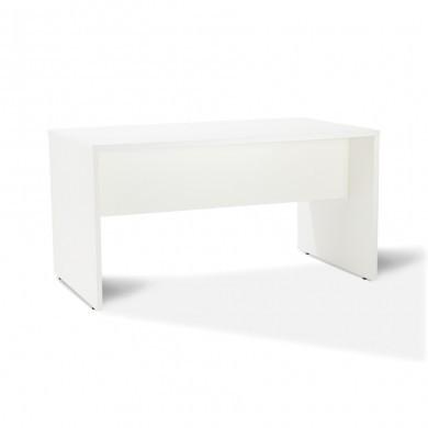 Kancelarijski sto Beli L11