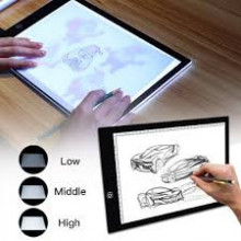 [Elice A3 Portable USB LED Sketch Drawing Board