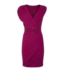 Low Neckline Dress