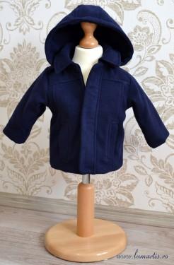 Jachetă DOMINIC, Bleumarin