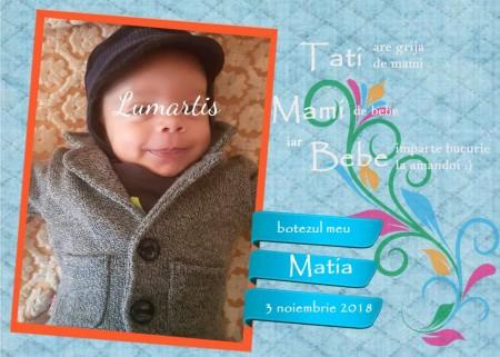 Magneti personalizati - marturii 008