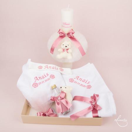 set botez roz pudrat