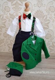 Costum botez Patrick