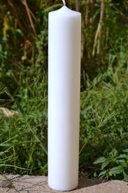 Lumanare stalp 6x35 cm