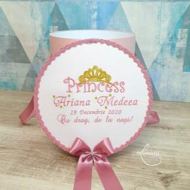 Cutie trusou botez CTB 031 - Princess