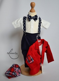 Costum botez Tommy