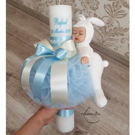 lumanari de botez personalizate