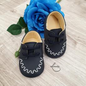 Pantofiori băieți, Bleumarin 02