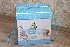 Cutie pentru trusou, Bleu C2