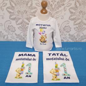 Set tricouri personalizate 003