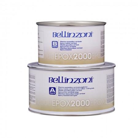 MASTIC EPOX 2000 CREM SOLID + CATALIZATOR SPECIAL Kg 2.350