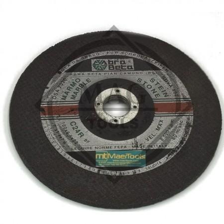 Disc abrasive carborundum pentru piatra