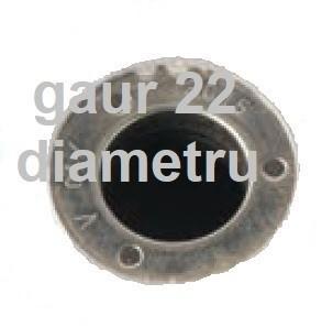 PIETRE ABRAZIVE TIP OALA (ceasca) 85/75x50 cu prindere M14