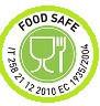 Food Safe label