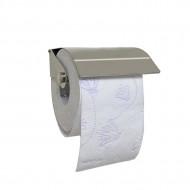 Suport dispenser hartie igienica, din inox