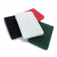 Tampoane abrazive pentru curatare si lustruire suprafete 15 x 10 cm