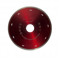Disc diamantat sinterizat pentru debitare gres diametru 150 / 25 mm