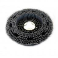 Disc perie nylon/carbon TYNEX pentru masini monodisc diametru 43 cm
