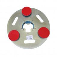 Disc planetar 3 dischete pentru mașini monodisc diametru 43 cm
