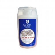Igienizant maini 75% alcool SANGEL 100 ml de buzunar