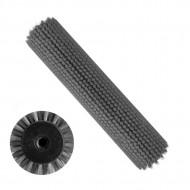Perie cilindrica gri pentru mașini de spălat pavimente Mirage 400