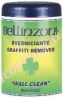 "GEL DECAPANT ANTI-GRAFFITI VOPSELE ""WALL CLEAN"" 1 lt"