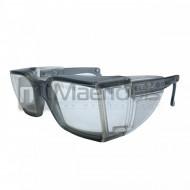 Ochelari de protectie impotriva prafului, din policarbonat