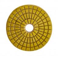 Discheta diamantata cu prindere velcro diametru 100 mm profesional