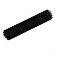 Perie cilindrica neagră pentru mașini de spălat pavimente Mirage 400