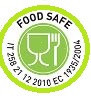 Food Safe label