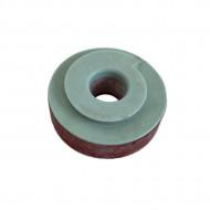 Pietre abrazive pentru șlefuit / lustruit cu prindere tip melc, diametru 100 mm