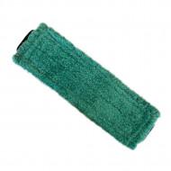 Rezerva din microfibra pentru mop plat 46 x 14 cm