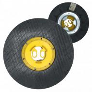 Discuri tragatoare suport pentru paduri, pentru mașini monodisc