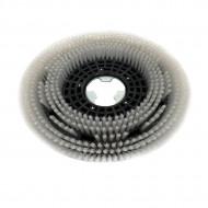 Perie de spalat pavimente pentru monodiscuri diametru 43 cm